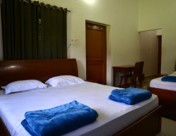 Kunkhet Valley Resort - Family Deluxe Room