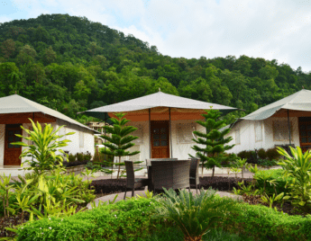 Kunkhet Valley Resort - Luxury Tents