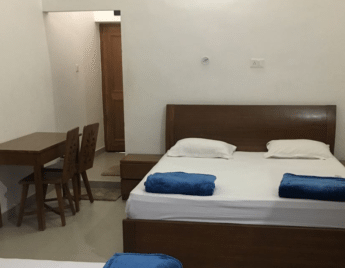 Deluxe Room in Jim Corbett