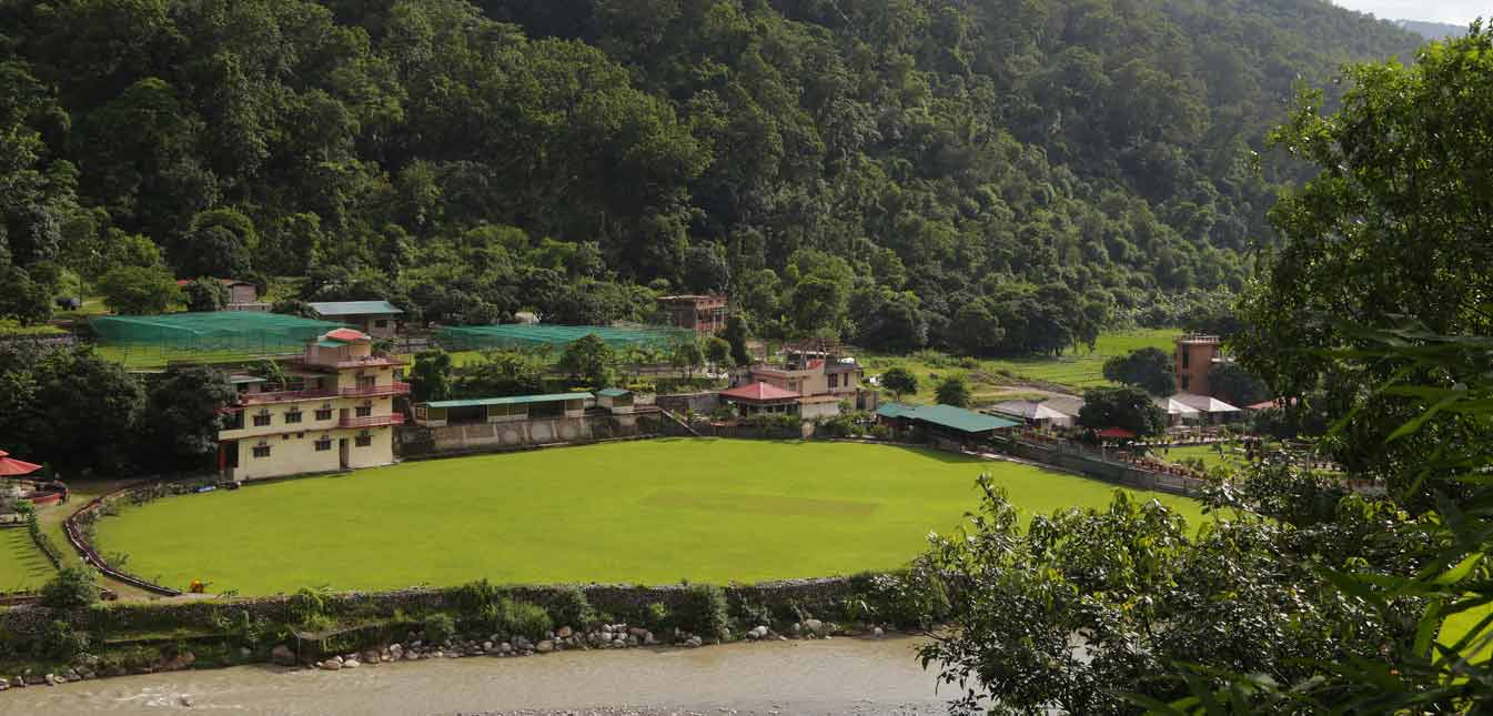 Kunkhet Valley Resort a pure vegetarian resort